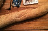 Theremin base musicale Baguette