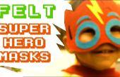 Papa fait des trucs - comment faire des masques de super-héros !