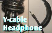 Modifier vos écouteurs câble Y !