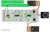 Circuit de Modulation FM/désactiver-modulation