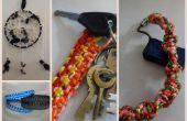 Ceintures, bracelets et plus encore-nouage à faire !