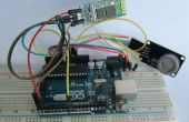 Comment utiliser MQ7 gaz capteurs whith Arduino + Android App