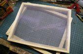 Équipement de base de fabrication du papier.