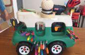 Roulement outil & Craft chariot de camion enfant