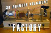 Construire votre propre imprimante 3d fabrique à incandescence (Filament extrudeuse)