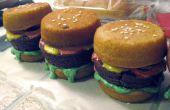 Gâteaux de curseur