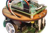 Mise en route avec robot MRPi1