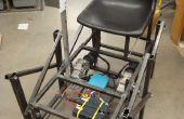 Hexabot : Construire un robot à six pattes de lourds !