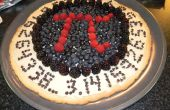 Dessert Style Pizza Pi