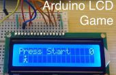 Arduino LCD Game