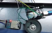 Arduino jouer la mélodie avec la carte Sd