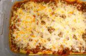 Gluten Free lasagne nouilles & lasagne recette