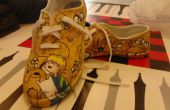 Adventure Time chaussures