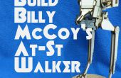 Construire Walker AT-ST de Billy McCoy