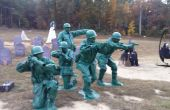 Le groupe Toy Soldier Costumes