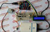 28BYJ-48 Stepper Motor Control système basée sur Arduino avec puce ULN2003