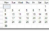 Comment calculer le jour de la semaine