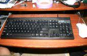 Comment nettoyer un clavier sale