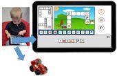 Un jeu tactile pour enseigner aux enfants des concepts de programmation