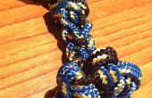Bouton nœud clé chaîne/Bracelet de Star