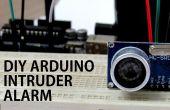 Alarme intrus d'Arduino plus fort du monde