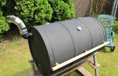 Comment construire votre propre barbecue tonneau