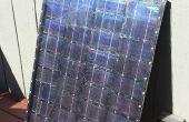 Panneau solaire bricolage 12 volts