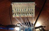 Comment utiliser un potentiomètre pour créer une vitesse variable « Knight Rider » avec LED
