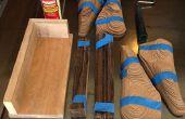 Impression 3D en bois : Chaussures personnalisées