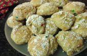 Cookies internes en poudre !