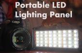 Panneau d'éclairage LED Portable DIY