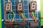 Binaire à compteur BCD à l'aide 74LS185 de TTL