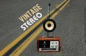 D'inspiration Vintage Stereo