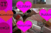 BRICOLAGE Saint-Valentin Glitter bol