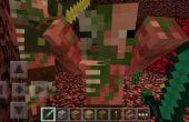 Minecraft astuce de PE Nether (nouvelle mise à jour)