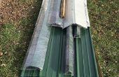 Comment installer un toit en métal