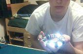 Poche de taille Iron Man Arc réacteur
