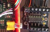 Raspberry Pi basé mur éviter robot - FabLab NerveCentre