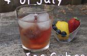 4ème fruité de Cubes de glace de juillet