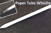 Un sifflet de papier Simple