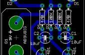Faire amateur PCB avec des outils de CAO professionnels en modifiant les « Règles de conception »