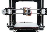 Construction d'Instructions de Geeetech Prusa I3 X