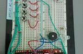 Domotique avec émetteur-récepteur RF microcontrôleur Arduino