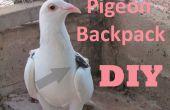 Sac à dos de pigeon DIY