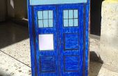Faire un TARDIS facile : The Blue Box