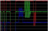 Arduino - Oscilloscope multi-canaux (pauvre Oscilloscope)