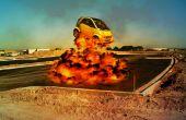 Explosions dans GIMP/Photoshop