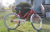 Rénovation d'un vieux vélo