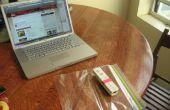 Cuisine simple Interface informatique : Wiimote + ordinateur portable