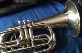Comment jouer le baryton marche AKA la trompette de guerre